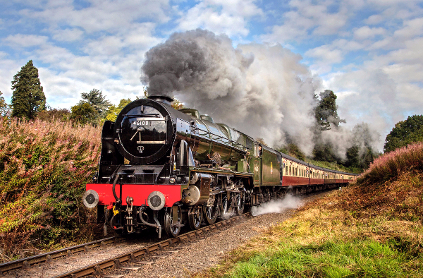 46100 Royal Scot - Image courtesy Icons of Steam
